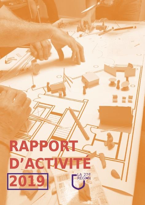 rapport d'activité_2019_la 27e region